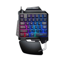 Load image into Gallery viewer, 35 Keys Mechanical Gaming Keyboard RGB Backlit