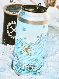 Demoersleutel Beer Engineers - Wanna Taste My Snowflakes, 9%, 440ml
