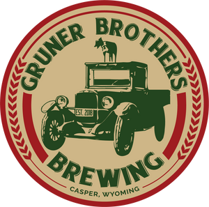 Gruner Brothers Brewing, Casper WY