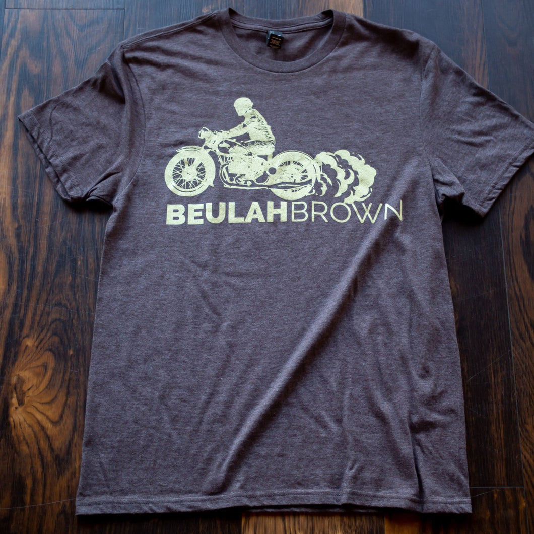 Beulah Brown Short Sleeve