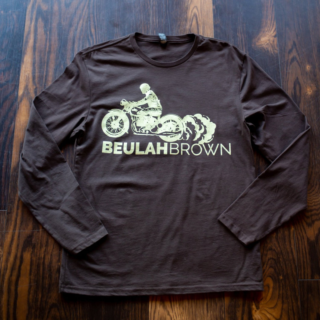 Beulah Brown Long Sleeve