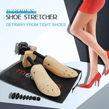 Load image into Gallery viewer, Wooden Shoe Stretcher(New style)(Limited Time Promotion-50% OFF)