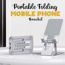 Load image into Gallery viewer, (New Year Promotion-50%OFF)Portable Folding Mobile Phone Bracket