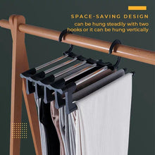 Load image into Gallery viewer, Multi-functional Pants Rack(Halloween promotion)