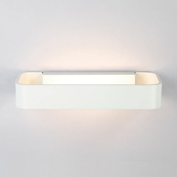 Witte 9W Danel LED Up-Down wandlamp