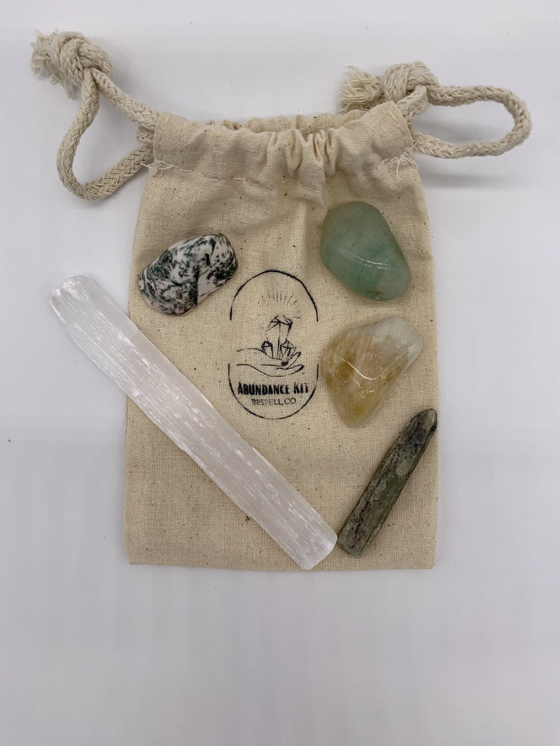 Abundance Crystal Kit