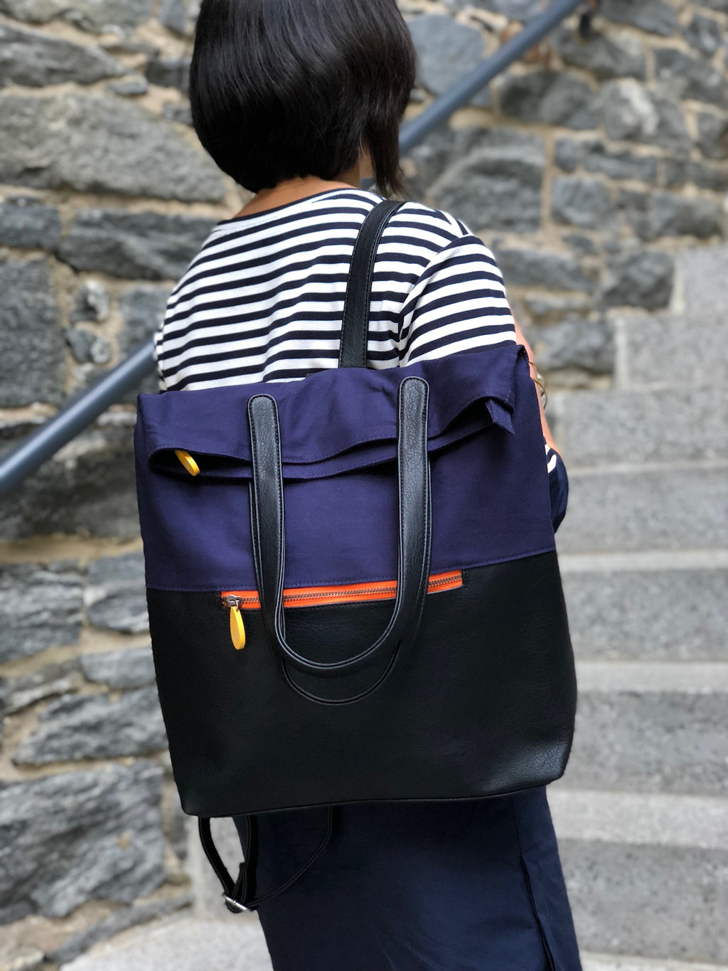 Greenpoint Backpack Purse