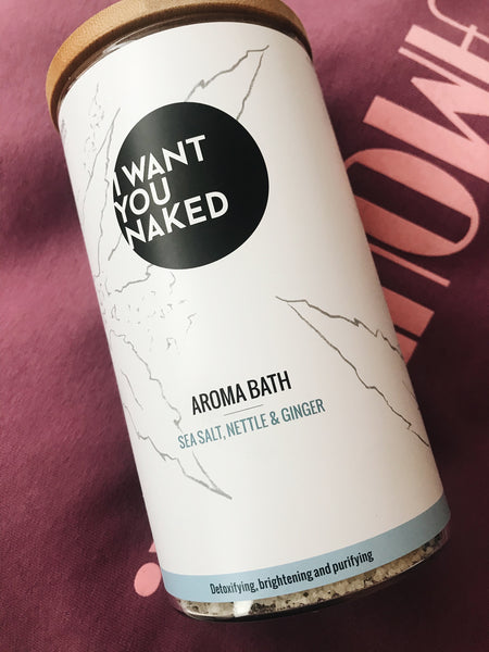 Detox-Aromabad von I WANT YOU NAKED