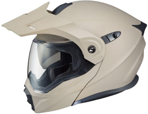 Scorpion EXO-AT950 Solid Modular Helmet - ExtremeSupply.com