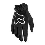 Fox Racing Airline Glove   - Black