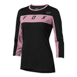 Fox Racing Womens Ranger Dri-Release 3/4 Jersey