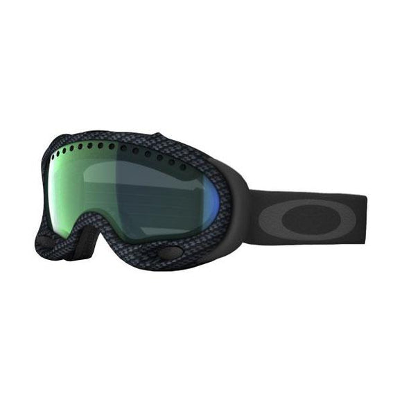 Oakley A-Frame Snow Goggles - Matte Carbon - ExtremeSupply.com