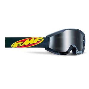 FMF Powercore Youth Core Goggle w/ Mirrored Lens - ExtremeSupply.com