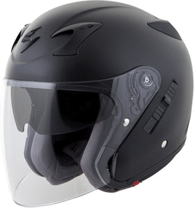Scorpion EXO-CT220 Solid Open-Face Helmet - ExtremeSupply.com