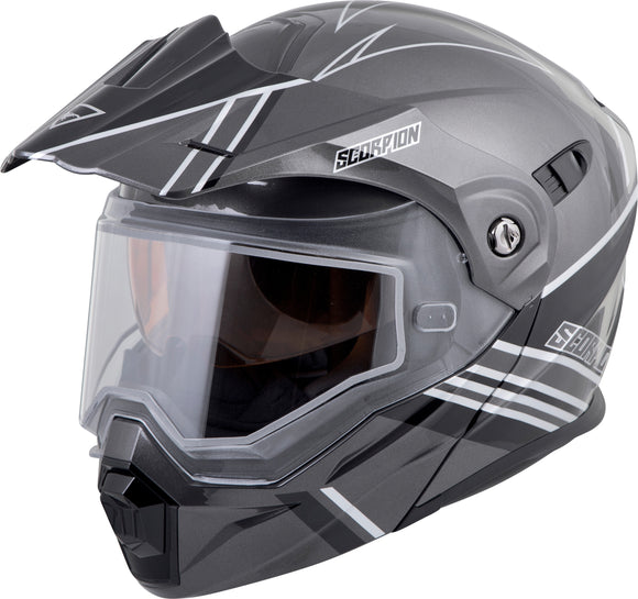 Scorpion EXO-AT950 Teton Snow Helmet w/ Dual Pane Shield - ExtremeSupply.com