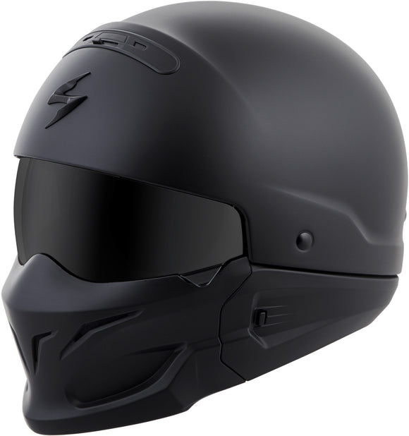 Scorpion Covert Solid Open-Face Helmet - ExtremeSupply.com