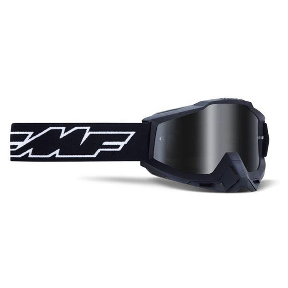FMF Powerbomb Youth Rocket Goggle w/ Mirrored Lens - ExtremeSupply.com