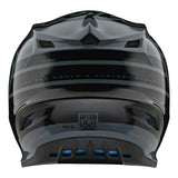 Troy Lee Designs Youth GP Helmet - Silhouette - Black/Gray