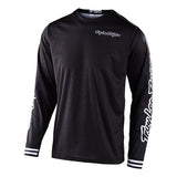 Troy Lee Designs Youth GP Jersey - Mono - Black