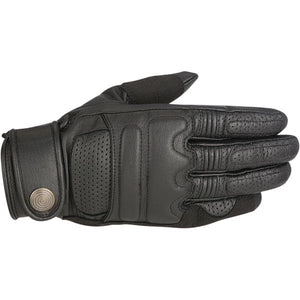 Alpinestars Oscar Robinson Leather Motorcycle Gloves