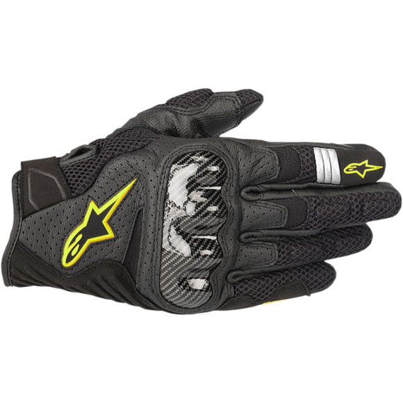 Alpinestars SMX-1 Air V2 Motorcycle Gloves - ExtremeSupply.com