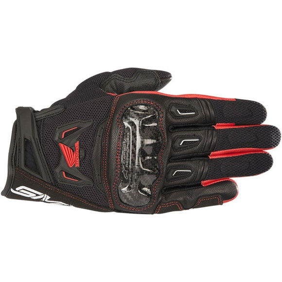 Alpinestars SMX-2 Air Carbon V2 Motorcycle Gloves - ExtremeSupply.com