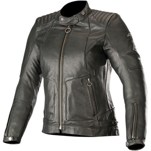 Alpinestars Womens Gal Leather Motorcycle Jacket