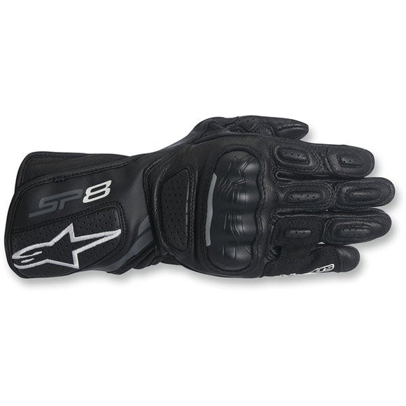 Alpinestars Womens SP-8 V2 Leather Motorcycle Gloves - ExtremeSupply.com