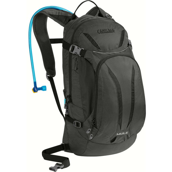 CamelBak Mule 100 oz / 3L Hydration Backpack - Charcoal