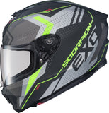 Scorpion EXO-R420 Seismic Full-Face Helmet