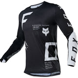 Fox Racing Flexair Rigz Jersey  - Black