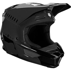 Fox Racing V1 Illmatik Helmet  - Black