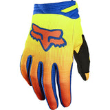 Fox Racing Youth 180 Oktiv Glove   - Fluorescent Red