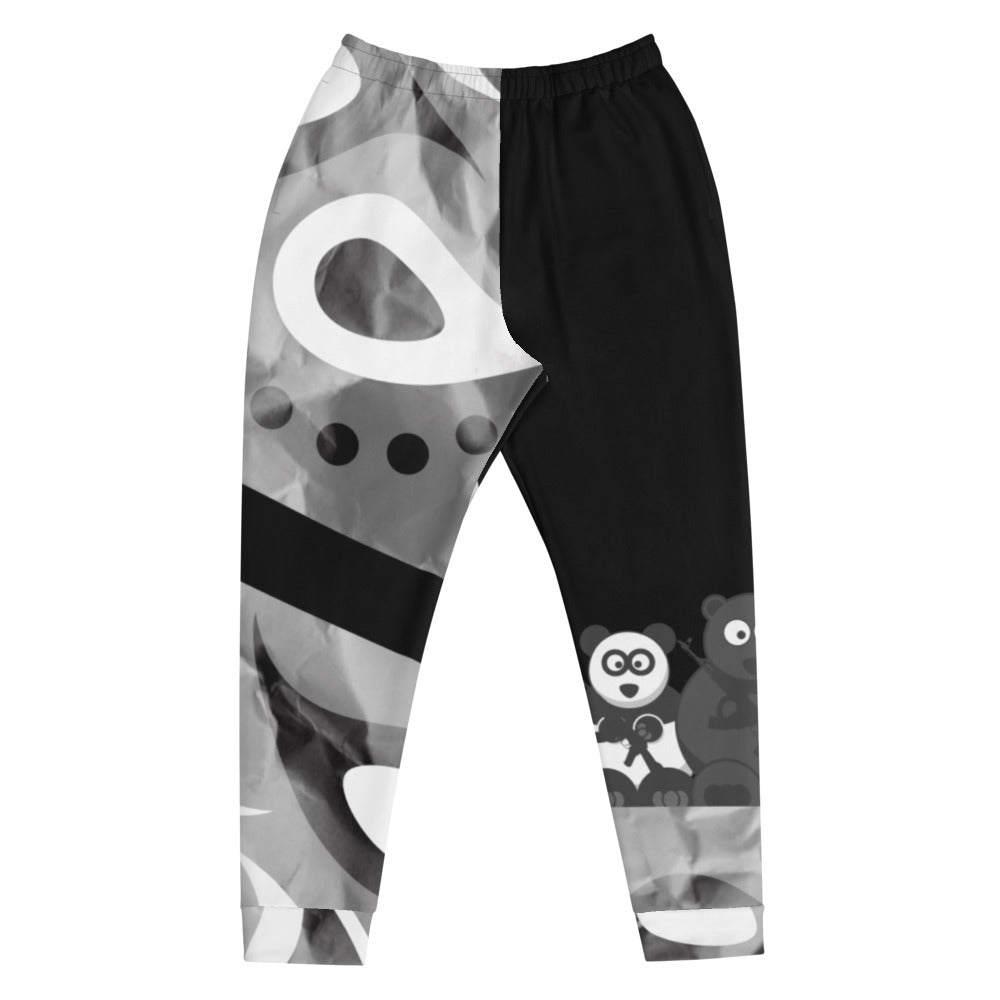 'Warrior Ice' Bear Escape Unlimited™ Men's Joggers