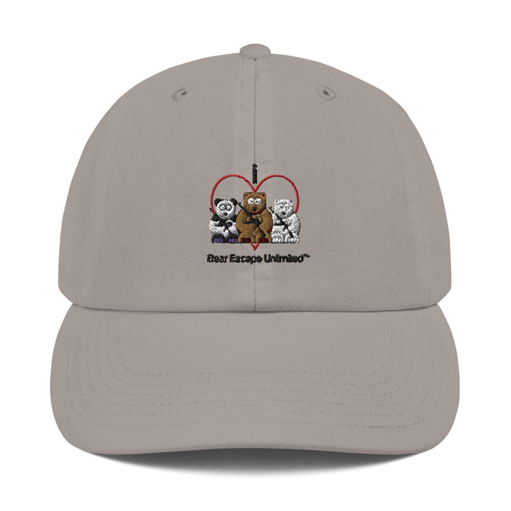 Limited Edition 2020 Bear Escape Unlimited™ X Champion Cap