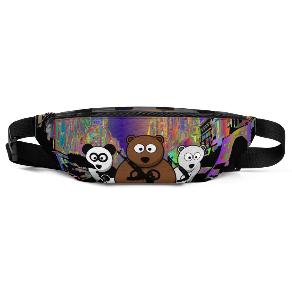'Movie Life' Bear Escape Unlimited™ Escape-Pouch