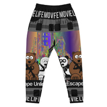 Load image into Gallery viewer, 'Movie Life' Bear Escape Unlimited™ Men's Joggers