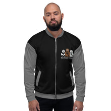 Load image into Gallery viewer, 'Escape Couture' Bear Escape Unlimited™ Unisex Bomber Jacket