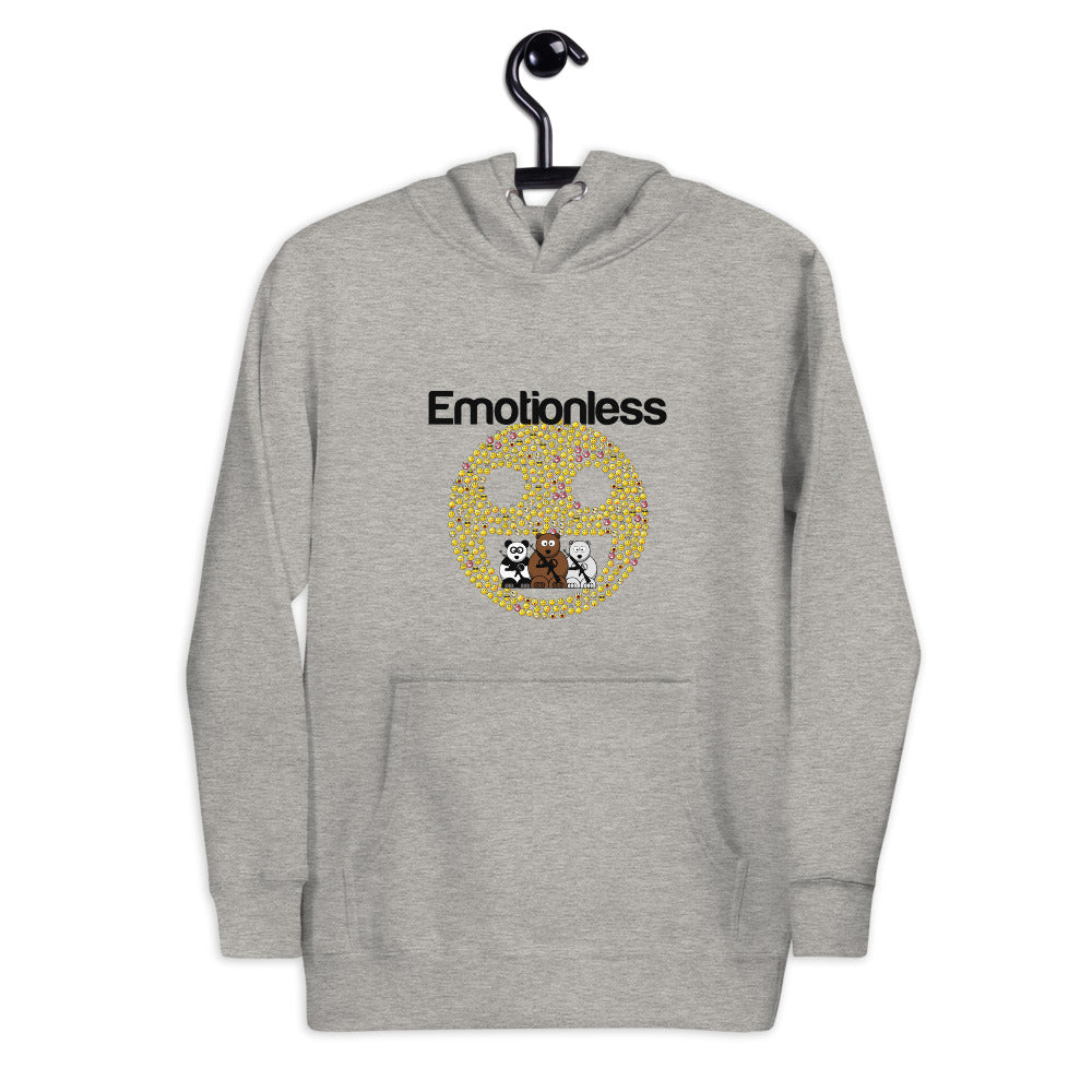 'Emotionless' Bear Escape Unlimited™ Unisex Hoodie