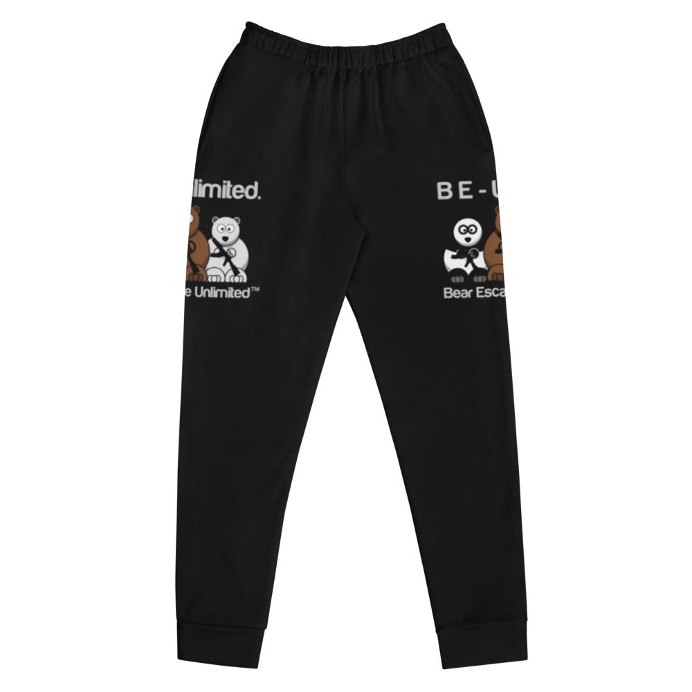 'B E- Unlimited' Bear Escape Unlimited™ Women's Joggers