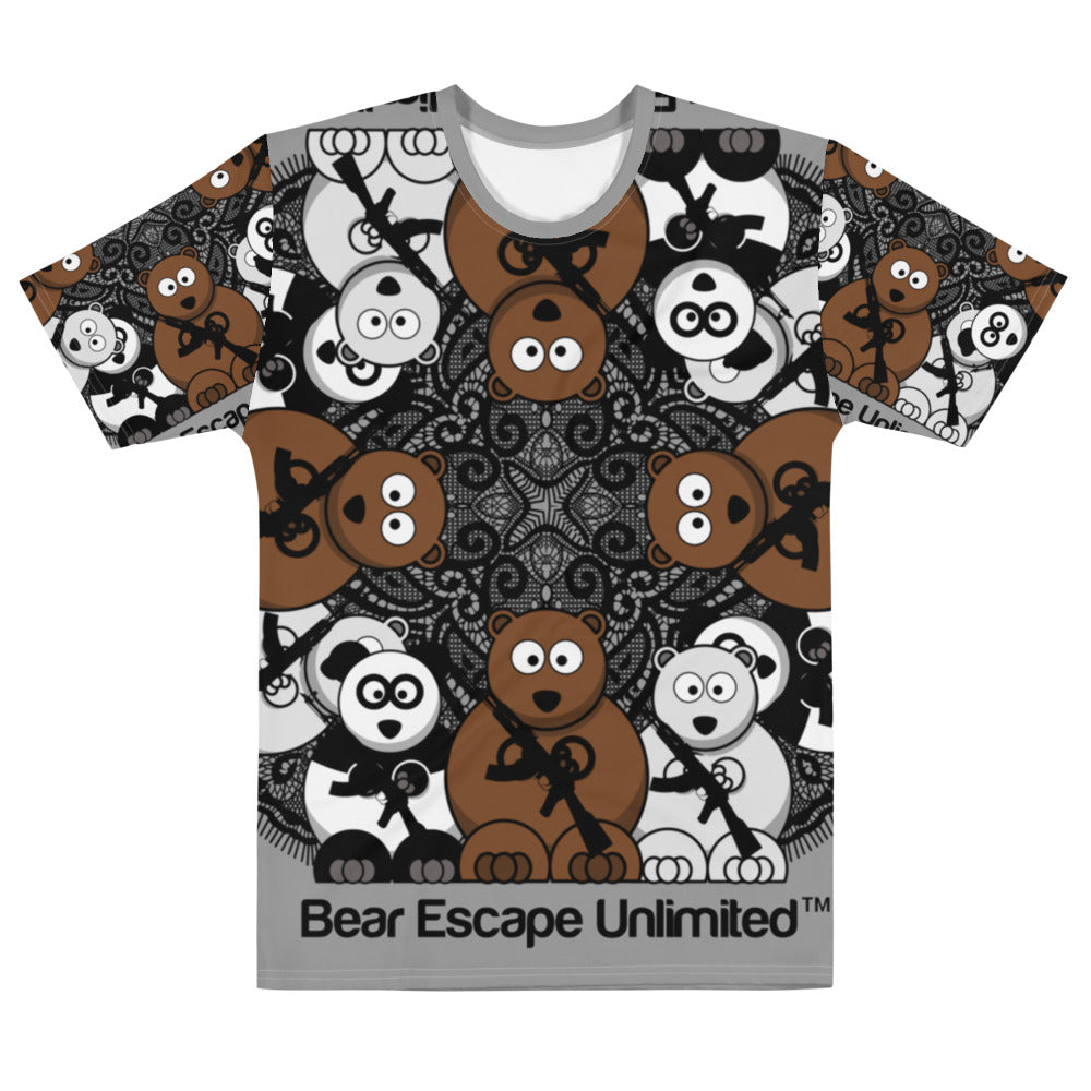 Men's 'Unlimited' Bear Escape Unlimited™ Print T-shirt