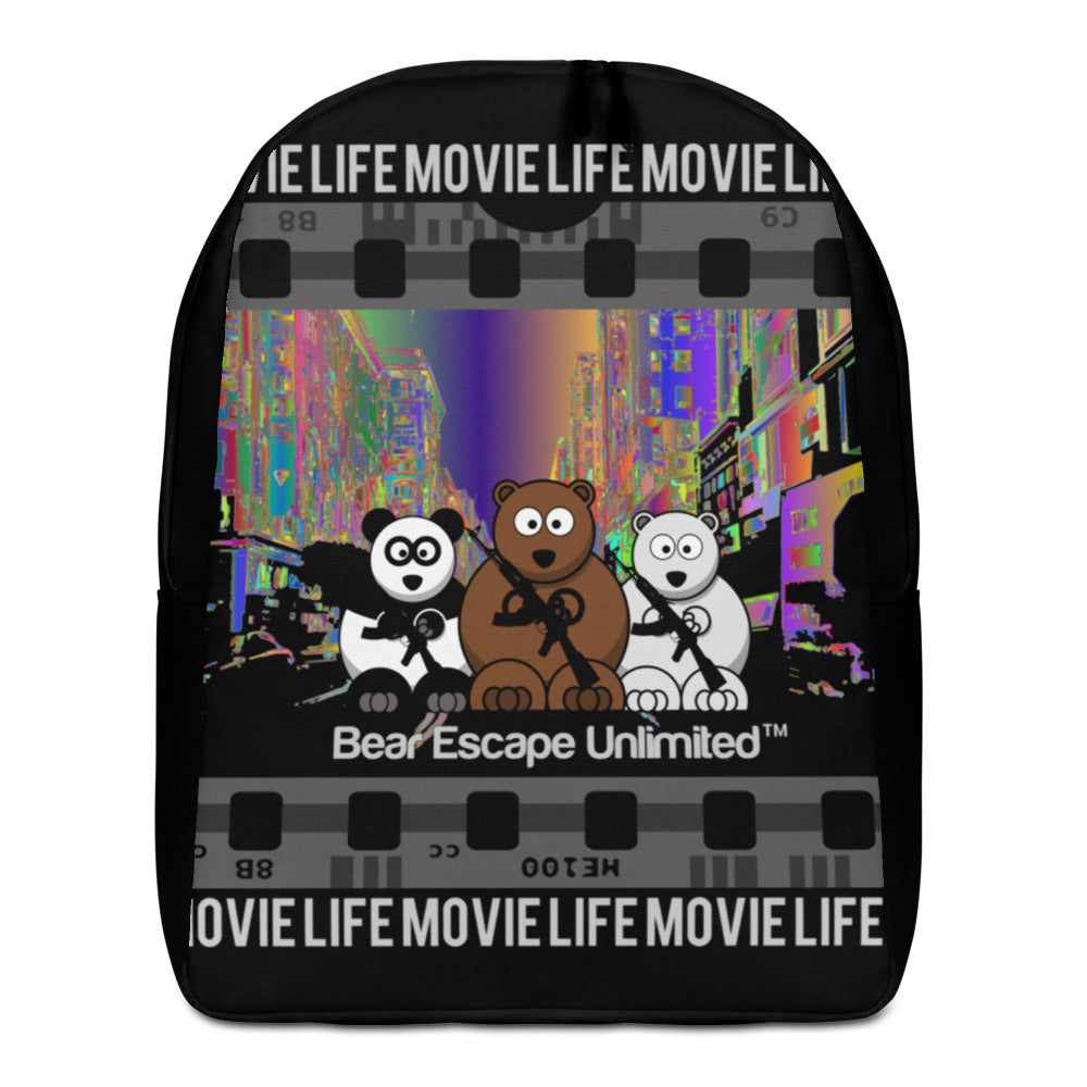 'Movie Life' Bear Escape Unlimited™ Minimalist Escape-pack