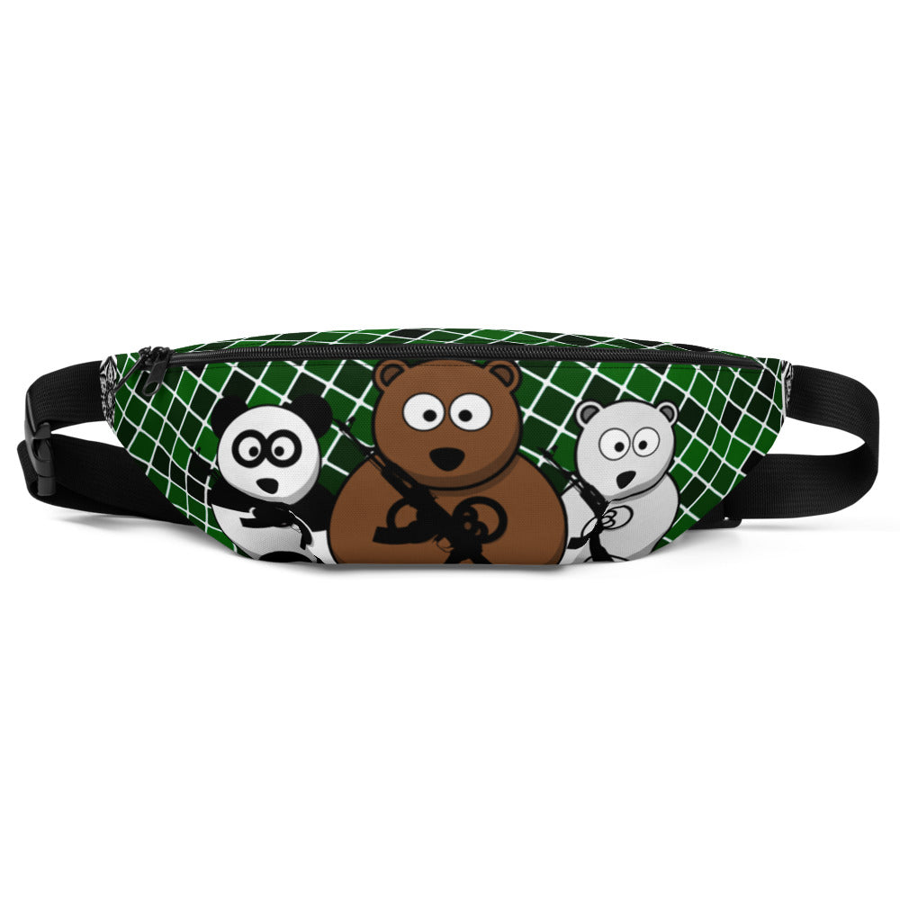 'Bear Camo' Bear Escape Unlimited™ Escape-Pouch