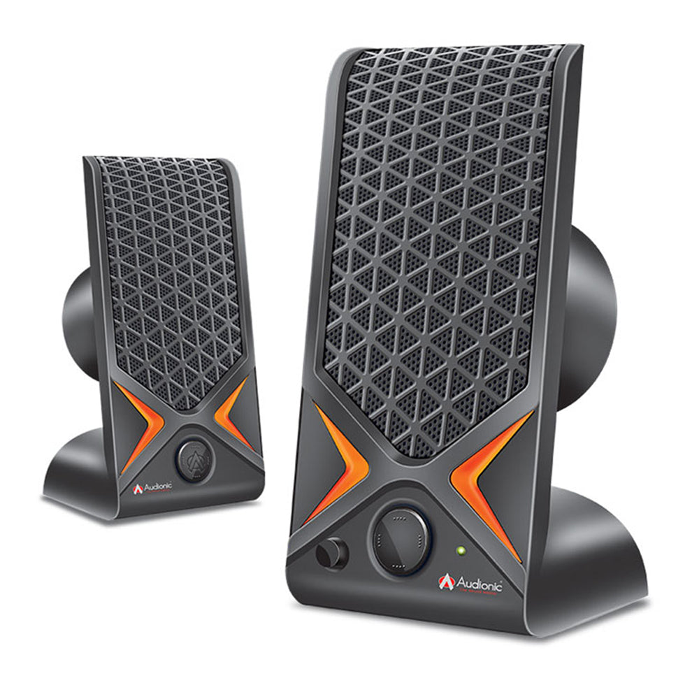 ALIEN-X (ORANGE) 2.0 SPEAKER