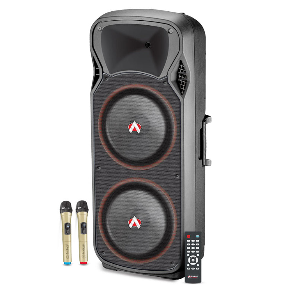 "MEHFIL MH-120 ADVANCE (12""*2 TROLLY SPEAKER)"