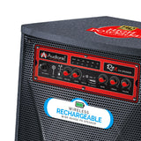 "REX PA-90 (6.5"" WOOFER CHARGEABLE SPEAKER)"