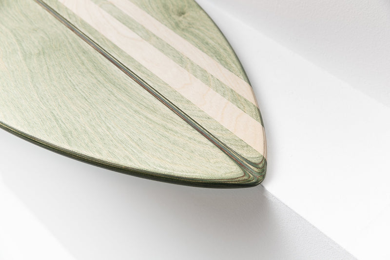 Balance Board Mundaka Shorty Surfboard Detail