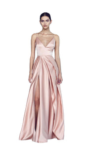 Jazlyn Gown in Pink