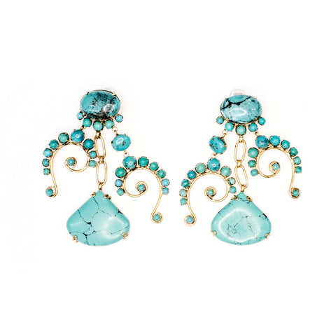 Thema Earrings