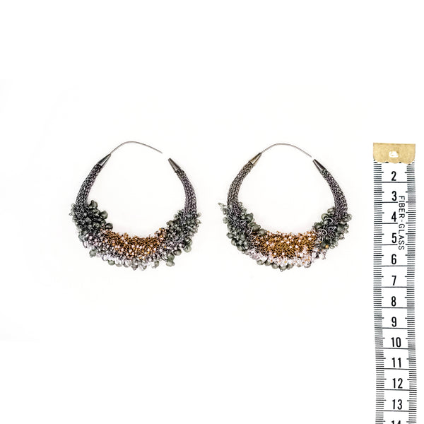 Tyra Earrings